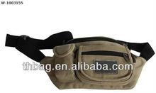 canvas waist bag canvas fanny pack