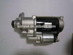 Excavator PC300-5 PC300-6 6D108 Starter motor 24V 12T