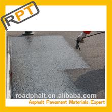 Roadphalt seal coat asphalt emulsion(silicone-modified asphalt)