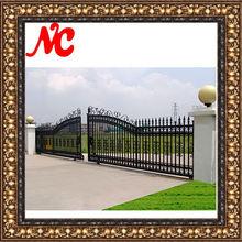 China Wholesale Custom wrought iron gate part