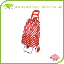 China Wholesale Custom vogue trolley bag