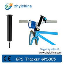 2014 waterproof bycycle gps tracker/gprs/gps tracker gps 305 for bike/bicycle