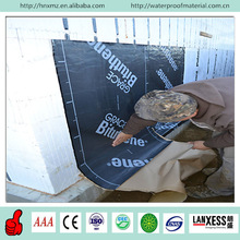 Polyester reinforcing APP bituminous waterproof and breathable roofing membrane
