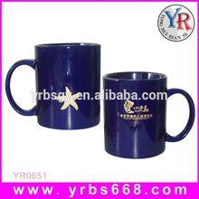 Eco-friendly and mugs drinkwae type glazed ceramic mug