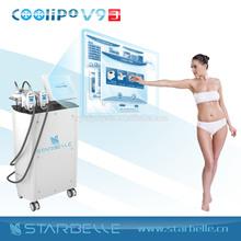 lipo light laser body contouring/ultra cavitation rf slimming machine-Coolipo V9 III