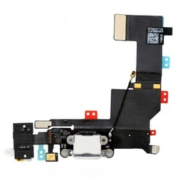 Headphone Audio Dock Connector Charging Data USB Port Flex Cable iPhone 5S