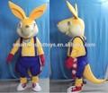 costumi mascotte per la vendita professionale buona visione canguro mascotte costume canguro