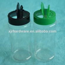 300ml plastic spice shaker bottles