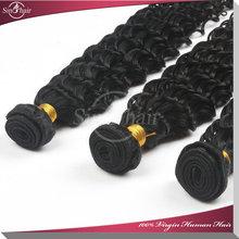 wholesale 2014 hot sale virgin deep curl hair malaysian hair