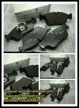 brake pad for BMW 34116769951 E88 E81 E87 E46 E90 E91 E93 E92 318I 34116769763