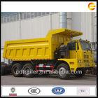 2014 new howo rc hydraulic 50t dump truck