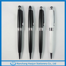 Metal 2-in-1 Multi-function Touch Pen Ball Pen heavy Stylus Pen