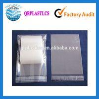 customized clear opp plastic bag