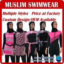 sexy muslim bikini swimwear