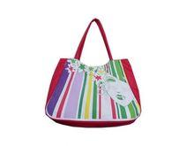 Colorful Bulk Cheap Clear Pvc Beach Tote Bags