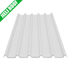Sound absorption corrugated plastic roofing sheets