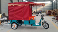 850/1000W/24tubes Controller e rickshaw/electric rickshaw motor for passenger in india