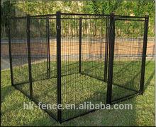1.5m*4.6m*1.8m galvanized outdoor large dog run