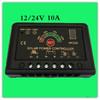 LED 12v/24v 10A PWM Charger Solar Controller