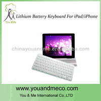 2014 high quality product bluetooth for ipad mini bluetooth keyboard