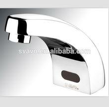 Industry standard bathroom washroom automatic sensor wash basin faucets V-AF6022