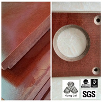 bakelite L/LE electrical insulation board China phenolic cotton cloth laminated sheet manufacturer