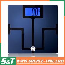 2014 new design bluetooth smart scale bluetooth body fat scale