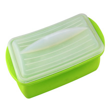 silicone lunchbox