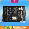 2014 china new luxury leather handbag and purse in yiwu factory