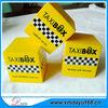 PU Memory Foam Square Toy Ball Custom Stress Balls