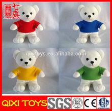Soft Stuffed Animals Teddy Bear Clothing White Teddy Bear Plush