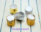 22mm,32mm gel jar aluminum plastic cap/lid,Chiaki cover