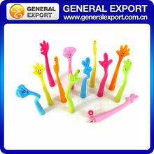 promotional finger shaped pen