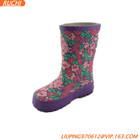 2014 Long rain rubber boot for kids