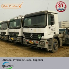 Used Mercedes benz 2640 trucks for sale from germany