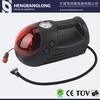 12v car air compressor air pump 19mm cylinder with lights
