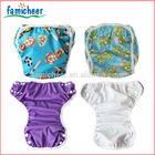 New Modern Snaps Printed Baby Swim Diapers, Swimming Pants