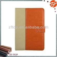 Leather Sleeve Case For Ipad Mini,mix Color Leather Case For Ipad Mini,Original Back Cover For Ipad Mini