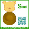 [Sunni]Cute Dog Bone Shape Pet Bowl PP Wholesale Folding Pet Water Bowls