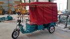 24Tubes Controller/850W Indian electric passenger e rickshaw/auto rickshaw for sale
