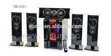 High volumn karaoke set 5.1 home theater speaker(DM-6501)