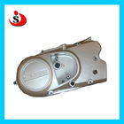 Hot Sale! Chinese Manufacture Customized Aluminum Die Casting Motorcycle Engine Cover Parts For AX100