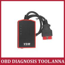 100% Brand New Universal V3.7 VDM UCANDAS WIFI Full System Automotive Diagnostic Tool best price