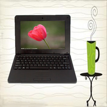 laptop lcd screen 10 inch VIA8850 Android 4.1/ Windows CE 7 laptops wholesale lots