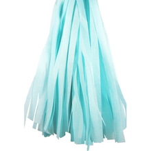 party supplies uk tissue Aquamarine tassels ,2013 the best selling products in uk