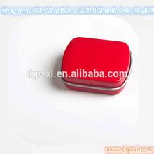 mini mint tin metal box