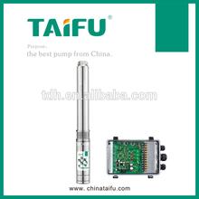 Solar coper sheet pump