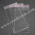 Envío gratis 5x10cm 3000 pcs/paquete de bolsas de plástico transparente de opp envasesde