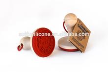custom bread stamp,custom mini stamp
