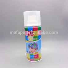 hair care production olive oil hair spray supplier